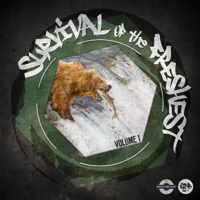 Various Artists - Survival of the Freshest, Vol.1 artwork