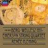 Berg Lyric Suite Wellesz Sonnets by Elizabeth Barrett Browning Op 52