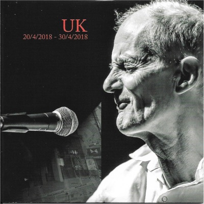 Not Yet Not Now 5 - UK (Live) - Peter Hammill