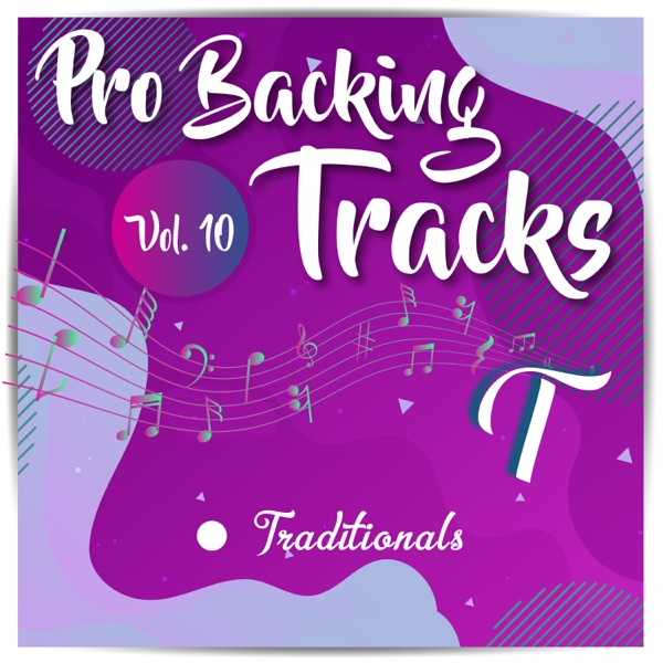 Pro Backing Tracks T, Vol.10