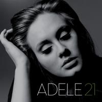 Adele - 21 artwork