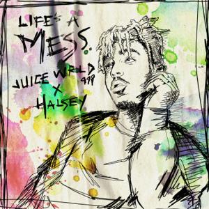 Juice WRLD & Halsey - Life's a Mess