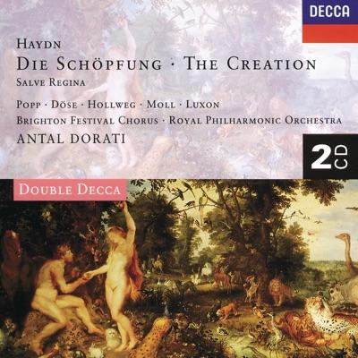 Haydn: Salve Regina, Die Schöpfung - Royal Philharmonic Orchestra