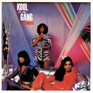 Kool & The Gang - Celebration (Single Version)