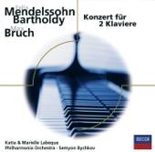 Katia Labèque/Marielle Labèque/Philharmonia Orchestra/Semyon Bychkov - 1. Allegro vivace