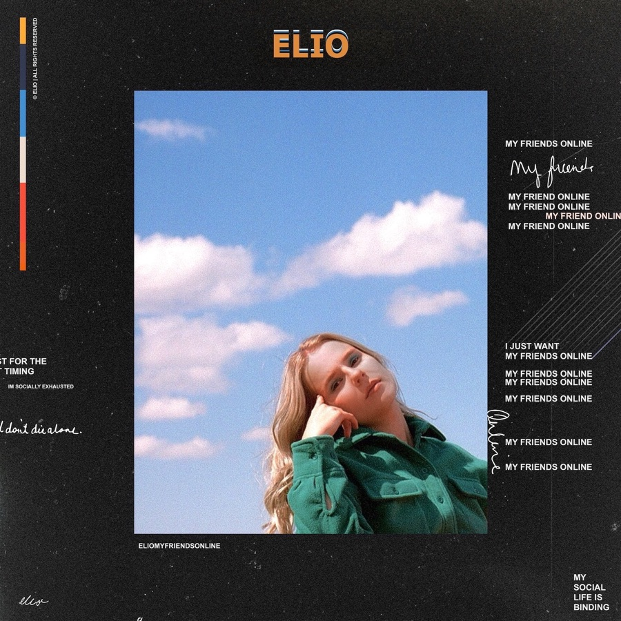 ELIO - My Friends Online - Single