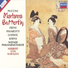 """Madama Butterfly, Act II, """"Con amor muore chi non può serbar Vita con onore"""""""