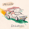 Milow - DeLorean kunstwerk