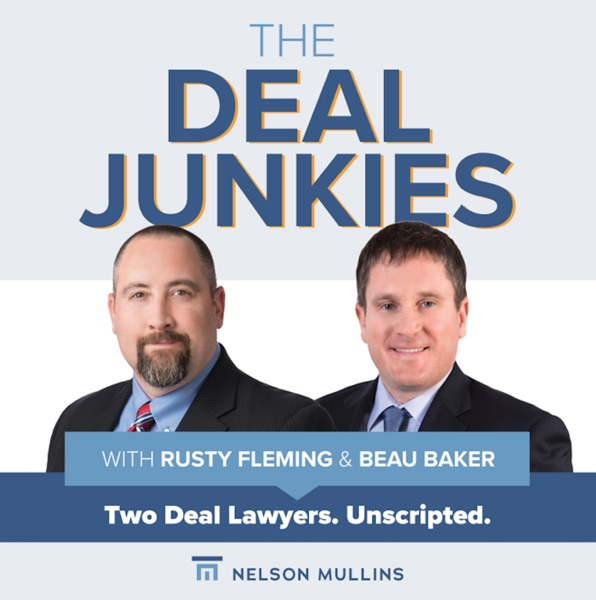 The Deal Junkies - Two Lawyers. Unscripted.