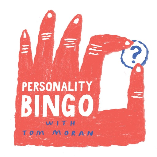 Cover image of Personality Bingo with Tom Moran