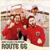 Woody & Kleiny & The Hoosiers - Route 66 artwork