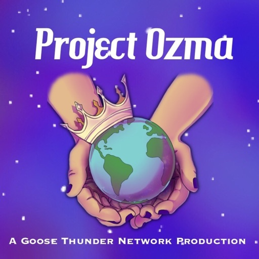 Cover image of Project Ozma Podcast
