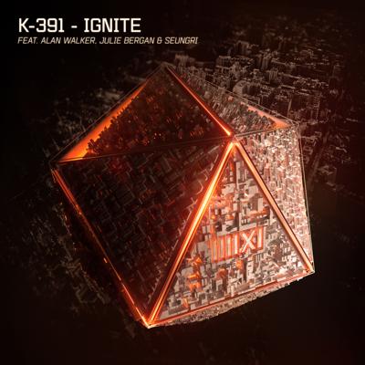 Ignite (feat. Alan Walker, Julie Bergan & SeungRi) - K-391 song