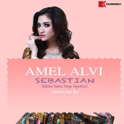 Amel Alvi - Sebastian (Sebatas Teman Tanpa Kepastian) Mp3