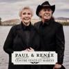 Paul Daraîche & Renée Martel - Contre vents et marées artwork