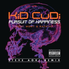 Pursuit of Happiness (feat. MGMT & Ratatat) [Extended Steve Aoki Remix]