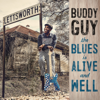 Buddy Guy - The Blues Is Alive and Well  artwork