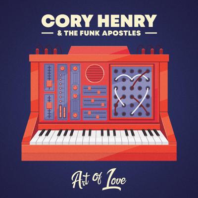 MP3] Cory Henry & The Funk Apostles Art of Love Zip RAR mp3