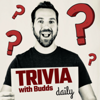 Podcast cover art for Trivia With Budds