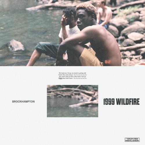 BROCKHAMPTON - 1999 WILDFIRE - Single