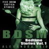 BDSM Bedtime Stories: Five BDSM Erotica Stories: Alexandra Noir's BDSM Bedtime Erotica, Book 1 (Unabridged)