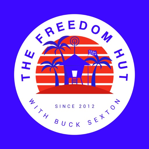 Cover image of The Freedom Hut with Buck Sexton