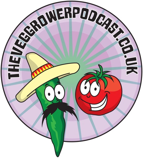 Cover image of The veg grower podcast
