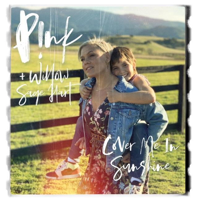 Cover Me In Sunshine - Single Album Cover