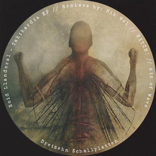 Takikardia - EP by Soid Llanderal