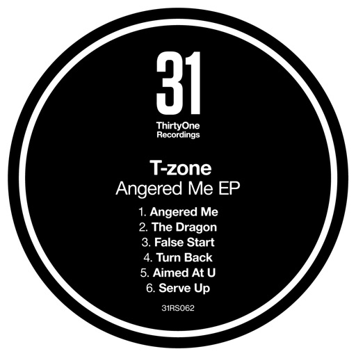 Angered Me - EP by T-Zone