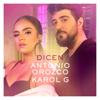 Antonio Orozco & Karol G - Dicen portada