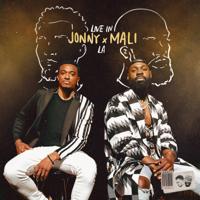 Jonny x Mali: Live in LA (Stereo) - EP - Jonathan McReynolds & Mali Music Cover Art