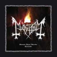 Mayhem - Voces Ab Alta artwork