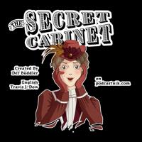 Podcast cover art for The Secret Cabinet
