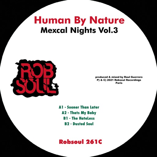 Mexcal Nights Vol.3 - EP by Human By Nature