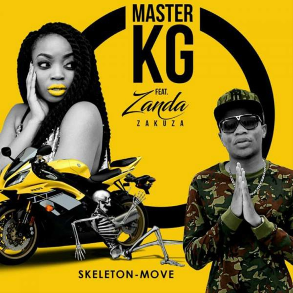 Skeleton Move (feat. Zanda Zakuza) - Single