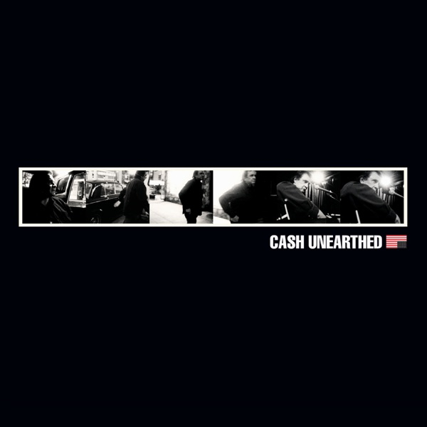 Johnny Cash mit Rusty Cage