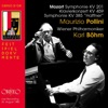 Mozart: Symphonies Nos. 29 & 35 and Piano Concerto No. 19 (Live) ジャケット写真