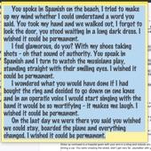 Andy Shauf - Spanish On The Beach