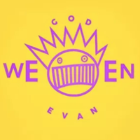 Podcast cover art for God Ween Evan
