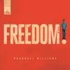 Pharrell Williams - Freedom illustration
