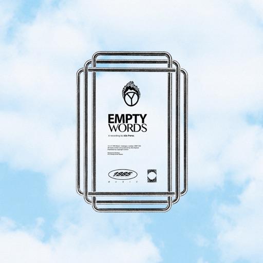 Empty Words - Single by Alix Perez