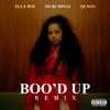 Boo'd Up (Remix) - Single, Ella Mai, Nicki Minaj & Quavo