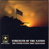 US Army Field Band - Army Strong  artwork