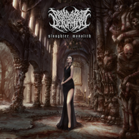Abhorrent Deformity - Slaughter Monolith artwork
