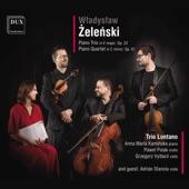 Trio Lontano - Piano Trio in E Major, Op. 22: III. Fulgura frango!