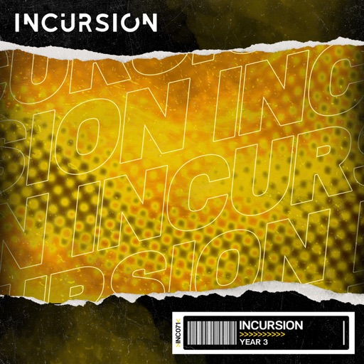 Incursion Year 3 by Various Artists