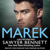 Sawyer Bennett - Marek: Cold Fury Hockey Series, Book 11 (Unabridged)  artwork