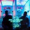 RAF Camora & Bonez MC - Blaues Licht Grafik