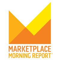 Podcast cover art for Marketplace Morning Report with David Brancaccio